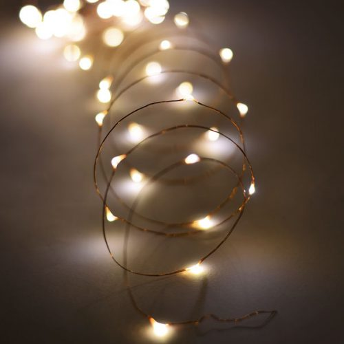 Fairy light strings